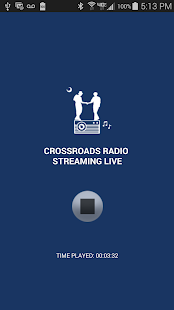 Crossroads Radio- screenshot thumbnail