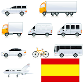Vehicles in Spanish Language