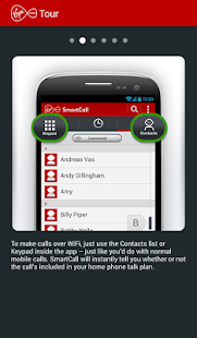 Virgin Media SmartCall- screenshot thumbnail