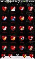 Screenshot of THEME - Red Hotness