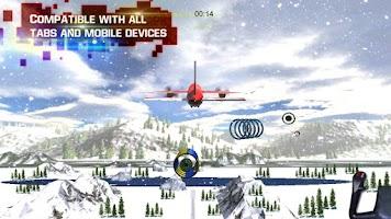 Screenshot of 3D AIRPLANE SIMULATOR