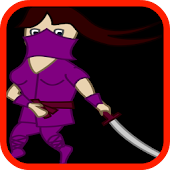 Ninja Assassin Game Free App