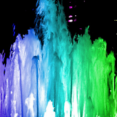 Fountain HD Live Wallpaper