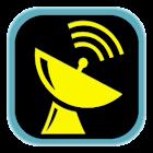 Satellite Check Donation icon
