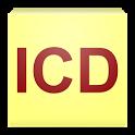 Krankenschein ICD-10 Codierung icon
