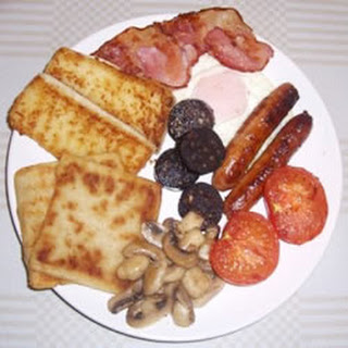 Ferg's Ulster Fry-up