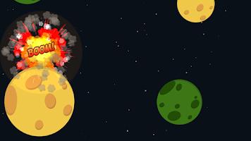 Screenshot of Flappy Alien