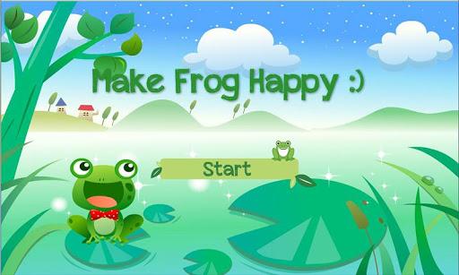 Make Frog Happy