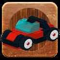 Brick car examples - AdFree icon