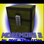MoreMobs2  (Mcpe Mod)