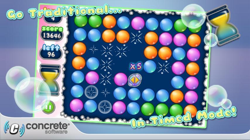 Aces Bubble Popper- screenshot