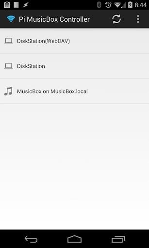 Pi Musicbox Controller