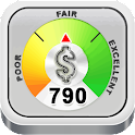 What is a good credit score icon