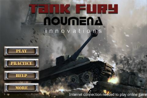 Tank Fury 3D- screenshot