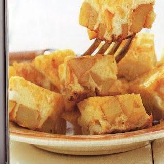 Geweldige tapas Aardappelomelet (tortilla)