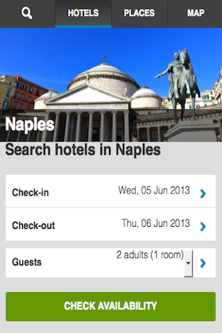 Naples Hotels Booking Cheap