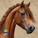 My Horse Simulator mobile app icon