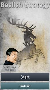 Baelish Strategy