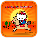 Hello Kitty Mounted Theme icon