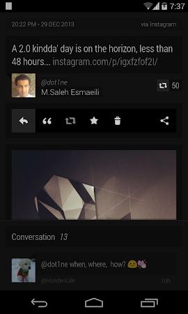 Carbon for Twitter 2.4.31 screenshot 82233