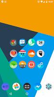 Screenshot of Aurora UI - Icon Pack