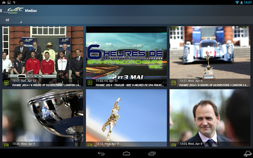 WEC® - screenshot thumbnail
