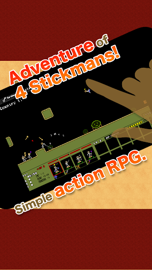 Stick Ranger- screenshot thumbnail