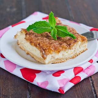 Sopapilla Cheesecake.