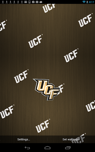 UCF Knights Live Wallpaper