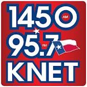 KNET 1450AM/95.7FM