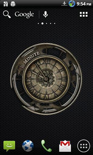 10工業時鐘