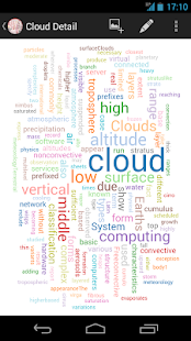 iLanguage Cloud- screenshot thumbnail