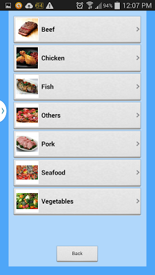 Filipino Recipe - screenshot