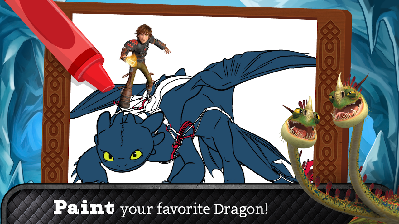 How To Train Your Dragon 2 – Screenshot