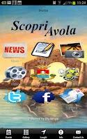Screenshot of Scopri Avola