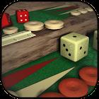 Backgammon  V+ icon