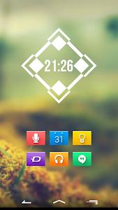 Instinct - Zooper Widget Skins v1.6.0
