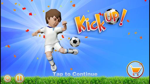 Kick Up Soccer Juggle Tricks