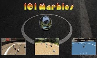 Screenshot of 101 Marbles Free