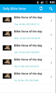Inspiring Bible Verse-Daily- screenshot thumbnail