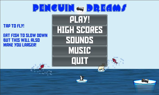玩街機App|Penguin Dreams免費|APP試玩