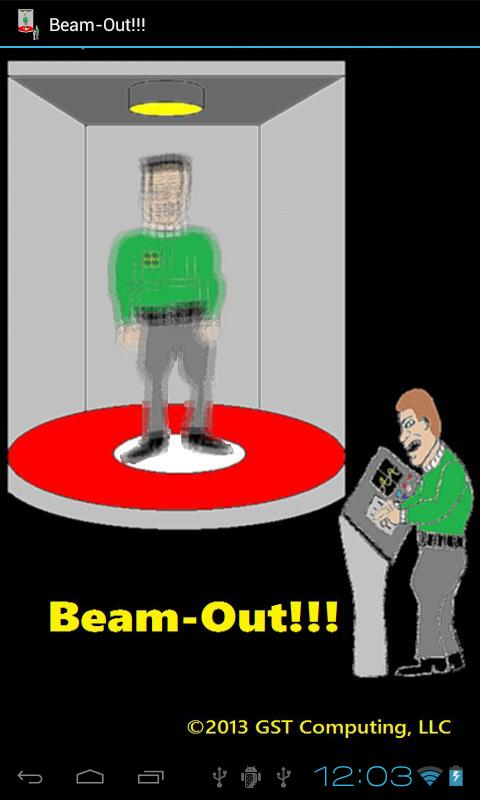 Beam-Out!!!- screenshot