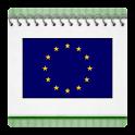 National Flag Quiz Europe logo