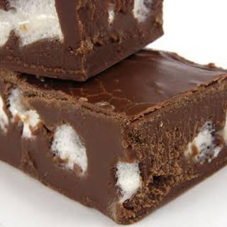 Weight Watchers Chocolate Marshmallow Fudge.