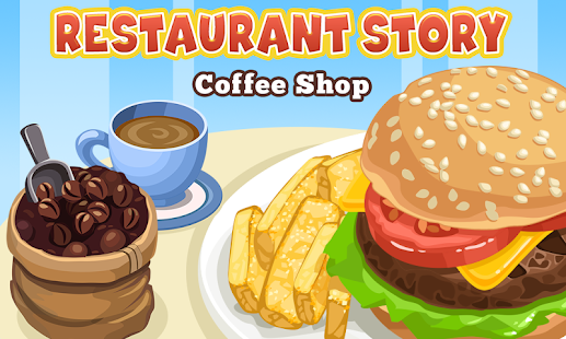 Restaurant Story Coffee Shop 1.5.5.8 APK