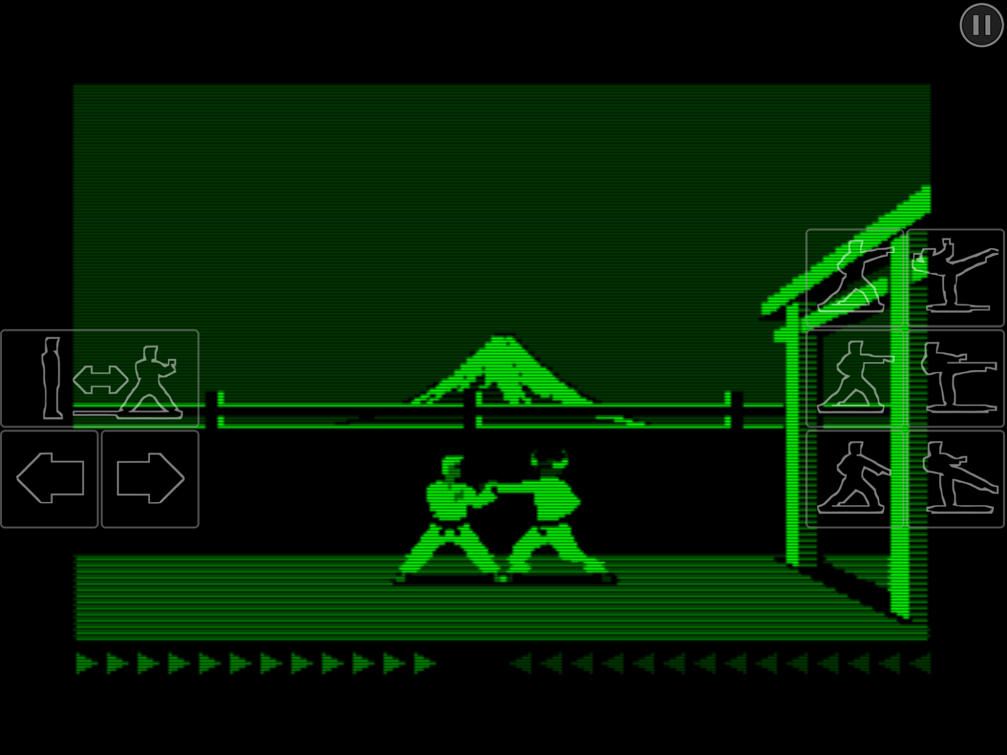 Karateka Classic screenshot #13