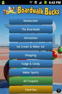Boardwalk Bucks screenshot 0