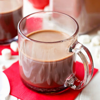 The Best Homemade Hot Cocoa Mix.