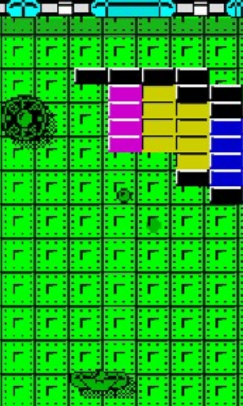 Free Arkanoid HD - screenshot