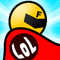 Fun Photo Man lol funny pics logo